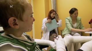 Maladies orphelines  La peau( l'ichtyose harlequin / l'épidermolyse bulleuse) full hd 1080P