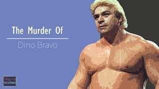 Behind The Titantron | The Murder of Dino Bravo | Episode  14