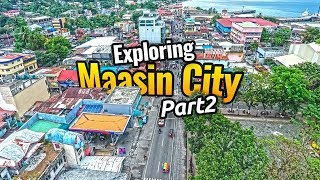 Part2: Exploring Maasin City // Birthplace of President Duterte