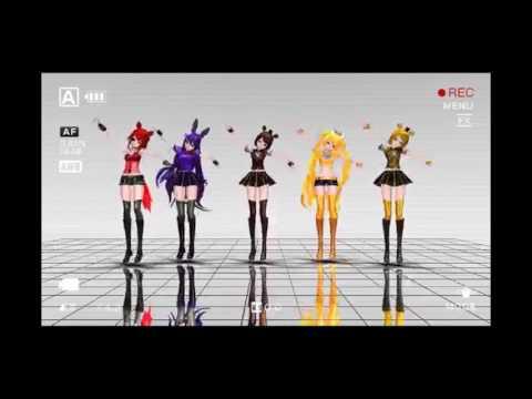MMD FNaF Dance Compilation! -^^-