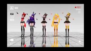 MMD FNaF Dance Compilation! -^^-