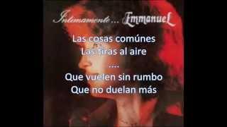 El día que puedas - Emmanuel - Karaoke