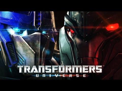 Transformers Universe - Обзор [Михаил Нарица]