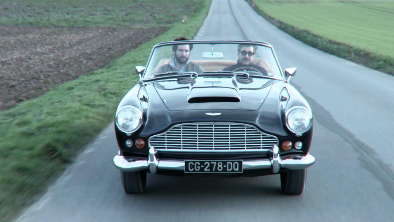 1963 Aston Martin Db4 Convertible Serie 5 Youtube