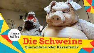 Michael Hatzius – Quarantäne oder Karantäne?
