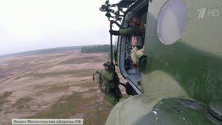 Команда спецназа из России проявила себя на пятых Международных армейских играх.