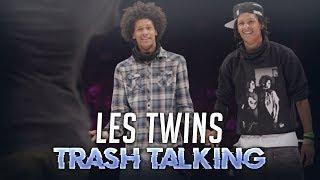 LES TWINS - TRASH TALKING OTHER DANCERS