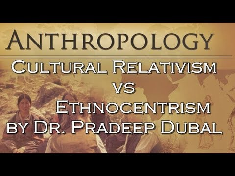 Anthropology:- Cultural Relativism and Ethnocentrism in easy way.