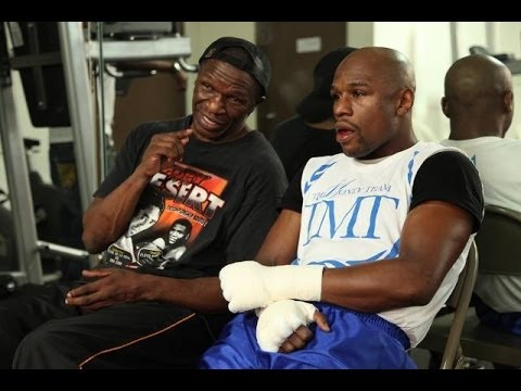 Floyd Mayweather responds to Adrien Broner first loss