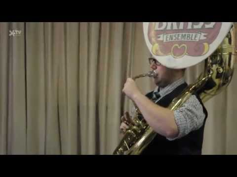 Broken Brass Ensemble - Love Buzz (Nirvana / Shocking Blue cover)