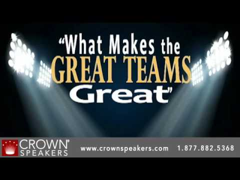 Don Yaeger | What Makes the Great Teams Great - YouTube