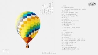 FULL ALBUM BTS - The Most Beautiful Moment in Life Young Forever Special Album
