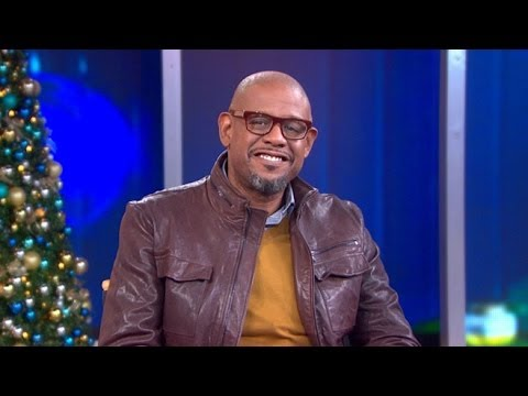 Forest Whitaker Interview 2013: Actor on 'Out of the Furnace'