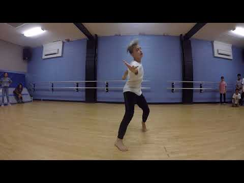 Not My Ex | Alexis Woffinden Choreography | Raw Class Footage