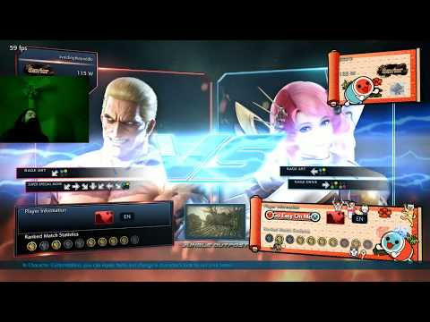 Tekken 7 Ranked w/ Geese | SEO Got That Ass ft. Alisa