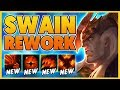 *NEW REWORK* YOU WILL LOVE THE NEW SWAIN (THANK YOU RIOT) -  BunnyFuFuu