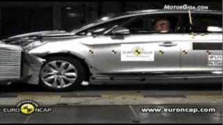citroen ds5 2011 euroncap