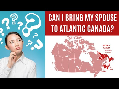WHERE IS ATLANTIC CANADA??