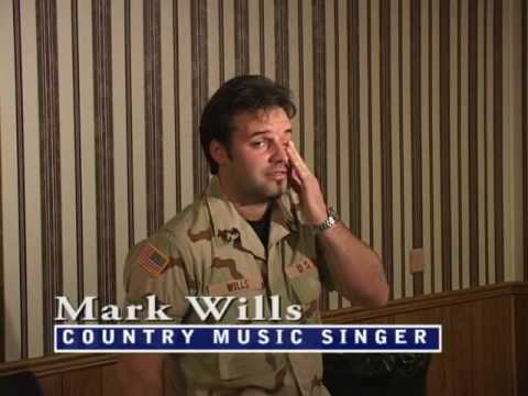 MARK WILLS INTERVIEW SUPPORTING THE TROOPS