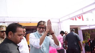 INAUGURATION OF KALYAN JEWELLERS AT JODHPUR WITH MRS   JAYA BACHCHAN & MR  AMITABH BACHCHAN - Anjaan