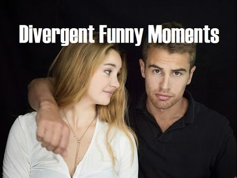 Divergent Cast reveal their favourite Deleted Scene from YouTube · Duration:  1 minutes 23 seconds