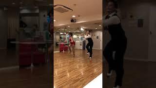 チャオダンスサロン スタジオパーティー② ダンサー 西恭平・西川真由組 ...
