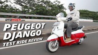 Peugeot Django Evasion Test Ride Review - Indonesia   OtoRider