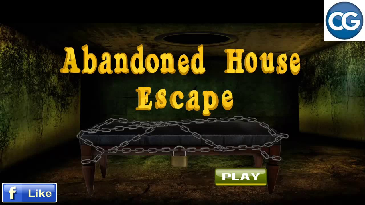 Walkthrough new escape games 40 level 15 abandone house for Minimalistic house escape 5 walkthrough