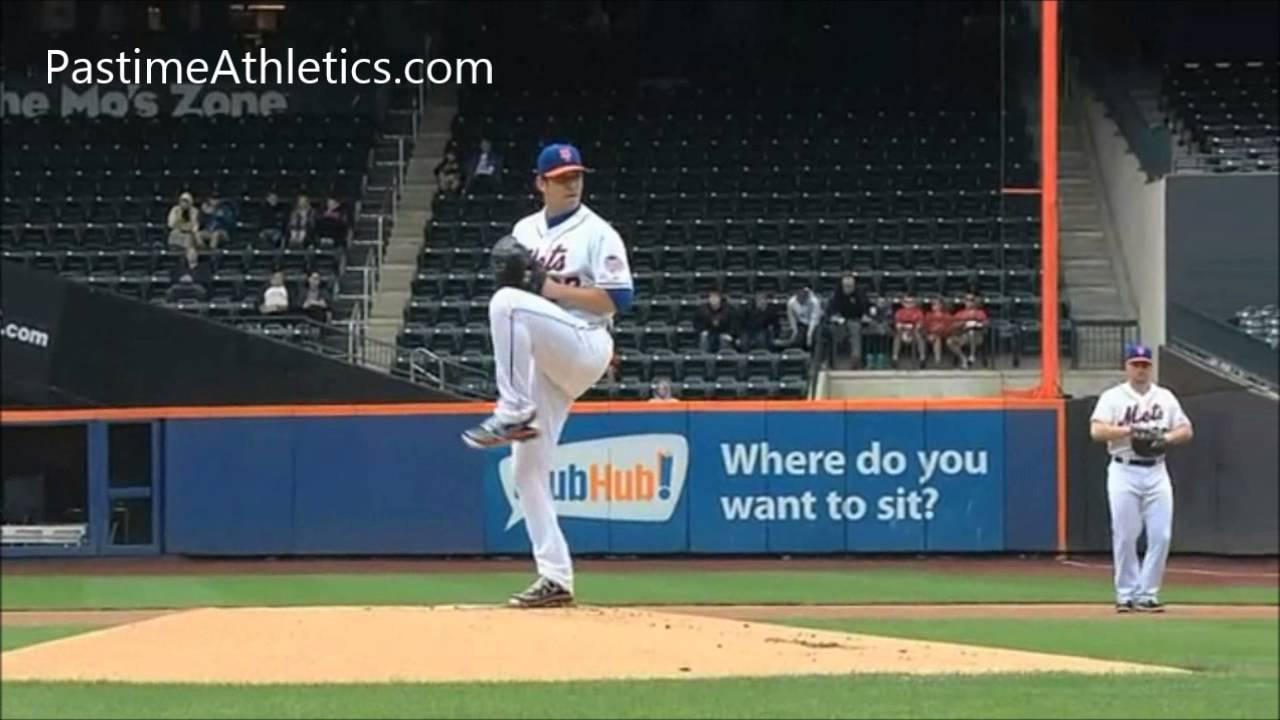 Matt Harvey ... Pitching Mechanics Analysis