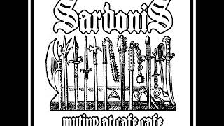 SardoniS - Mutiny at Café Café (Full Album 2017)