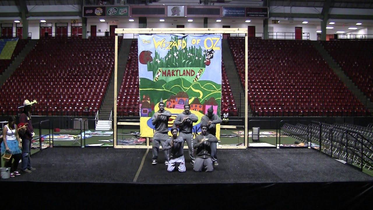Wizard Of Oz Homecoming Skits 2012 Youtube