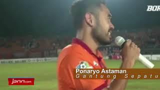 Ponaryo Astaman Gantung Sepatu - JPNN.COM