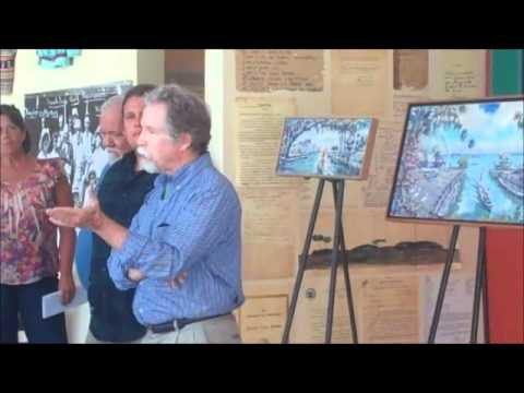 Discovery of Ancient Calusa Indian Canal in Naples Florida
