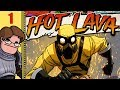Let's Play Hot Lava Multiplayer Part 1 - The Floor is Lava!