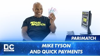 Mike Tyson and quick payments