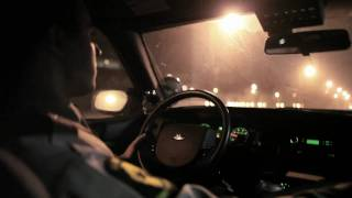 Night Patrol: Catching speeders on I-90