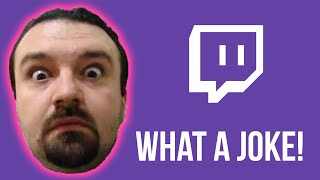 DSPGaming's Twitch BAN and UNBAN Proves The Platform Is A Dumpster Fire