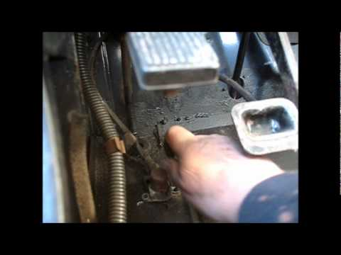 Fixing the head lights, dimmer switch - YouTube