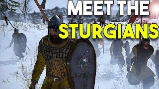 Meet the Sturgians - Mount and Blade II Bannerlord Dev Blog