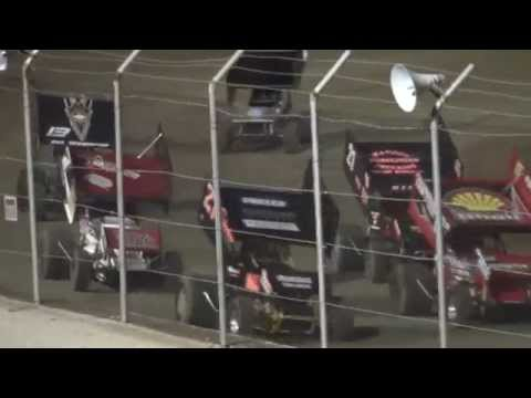 305 Sprints heats & Dash 34 Raceway 9/5/15