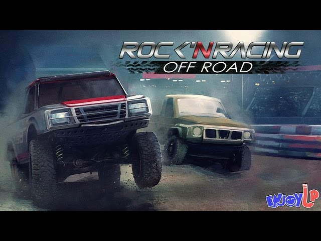 CGR Undertow - ROCK 'N RACING OFF ROAD review for Nintendo Wii U