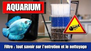 filtre d'aquarium , comment ça marche -biobox ✔