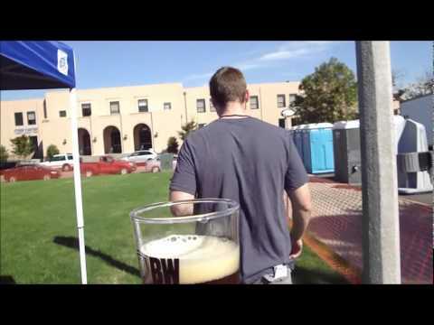 Beer Geek Nation presents San Diego Beer Week's San Diego Brewers Guild Festival 2010 (Part 1)