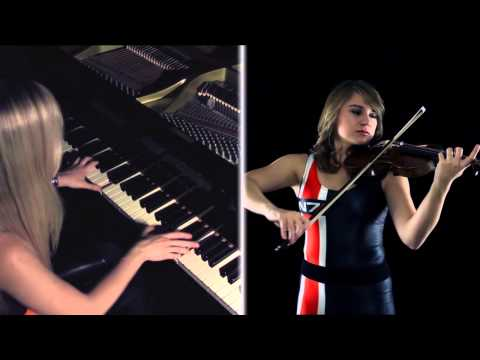 Mass Effect 3: An End, Once and For All ViolinPiano  Taylor Davis & Lara de Wit