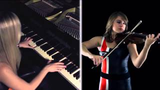 Repeat youtube video Mass Effect 3: An End, Once and For All (Violin/Piano) Taylor Davis & Lara de Wit