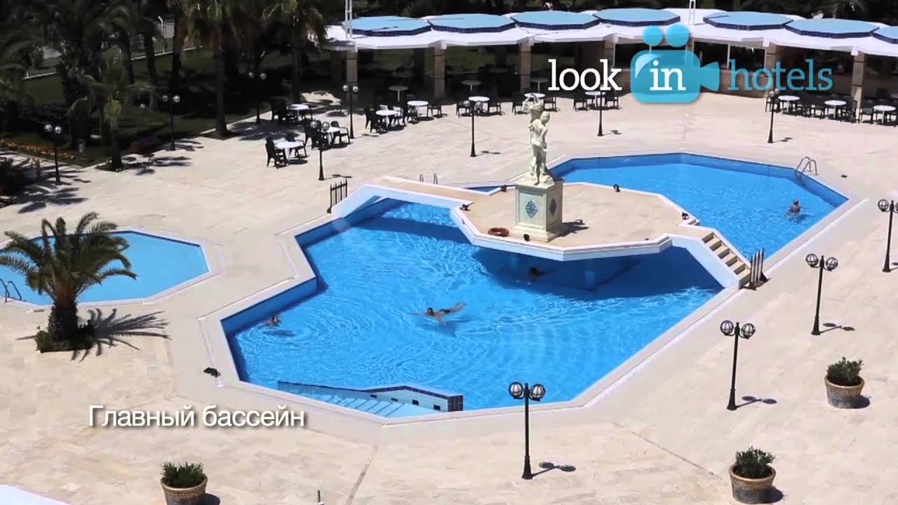 Sural 5* (Турция/Сиде) Рейтинг отелей и гостиниц мира