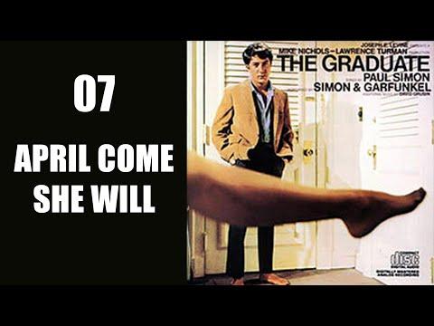 April Come She Will, Simon & Garfunkel, The Graduate