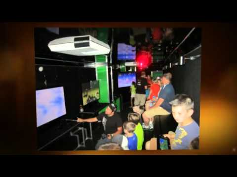 Xtreme Gamers DFW Dallas Forth Worth Video Game Truck Birthday Party Idea