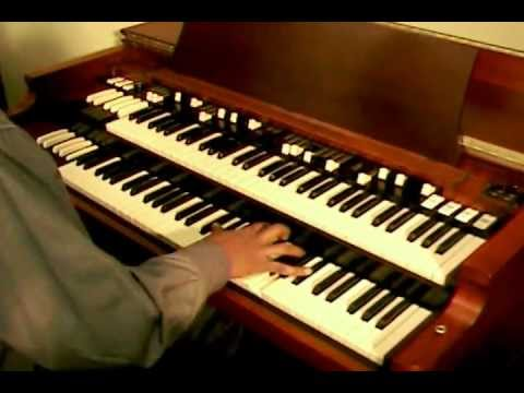 "Hammond B3 Organ ""Summertime"""