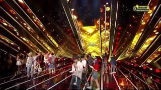 Video EXO - Ko Ko Bop 4th Win | Inkigayo download MP3, 3GP, MP4, WEBM, AVI, FLV Desember 2017